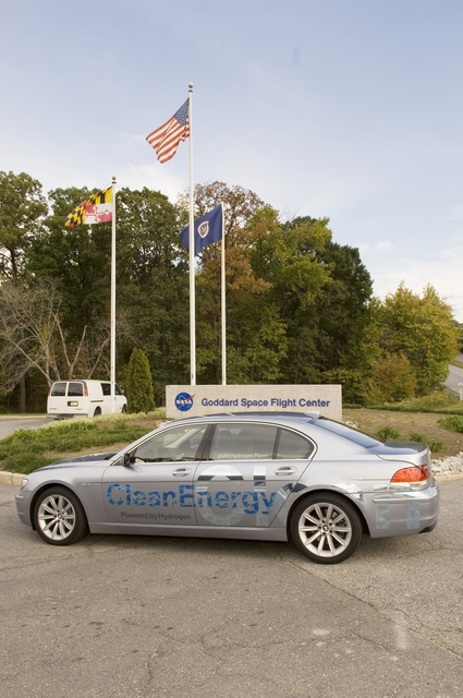 Clean Energy Car