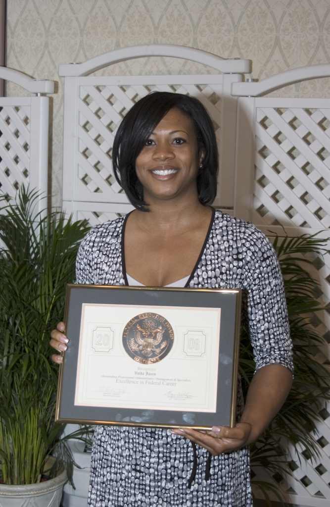 FEDERAL EXECUTIVE BOARD AWARDS CEREMONY 2007