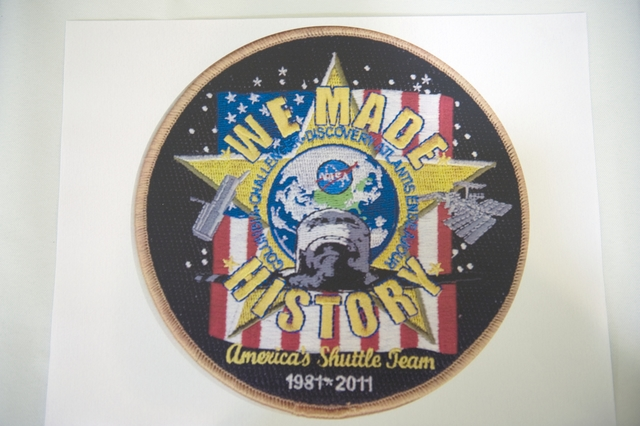 FIRST SHUTTLE MISSION -STS - 1 30TH ANNIVERSAY GET TOGETHER