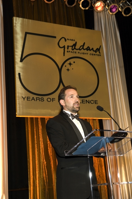 MARYLAND PLACE IN SPACE / GODDARD 50TH ANN GALA EVENT