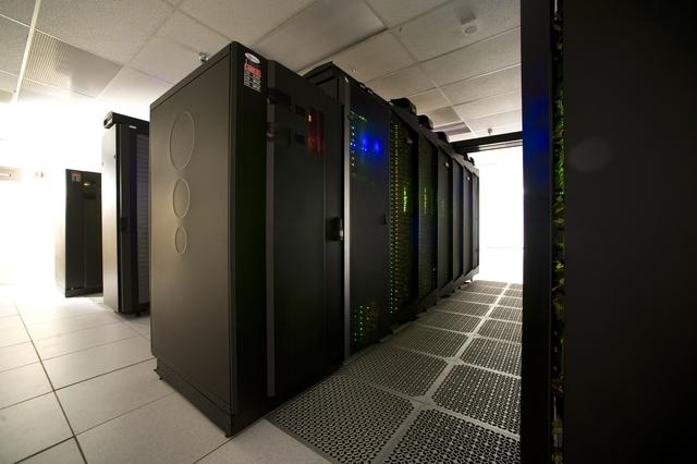 NEW SUPERCOMPUTERS AT NASA Center for Climate Simulation (NCCS)