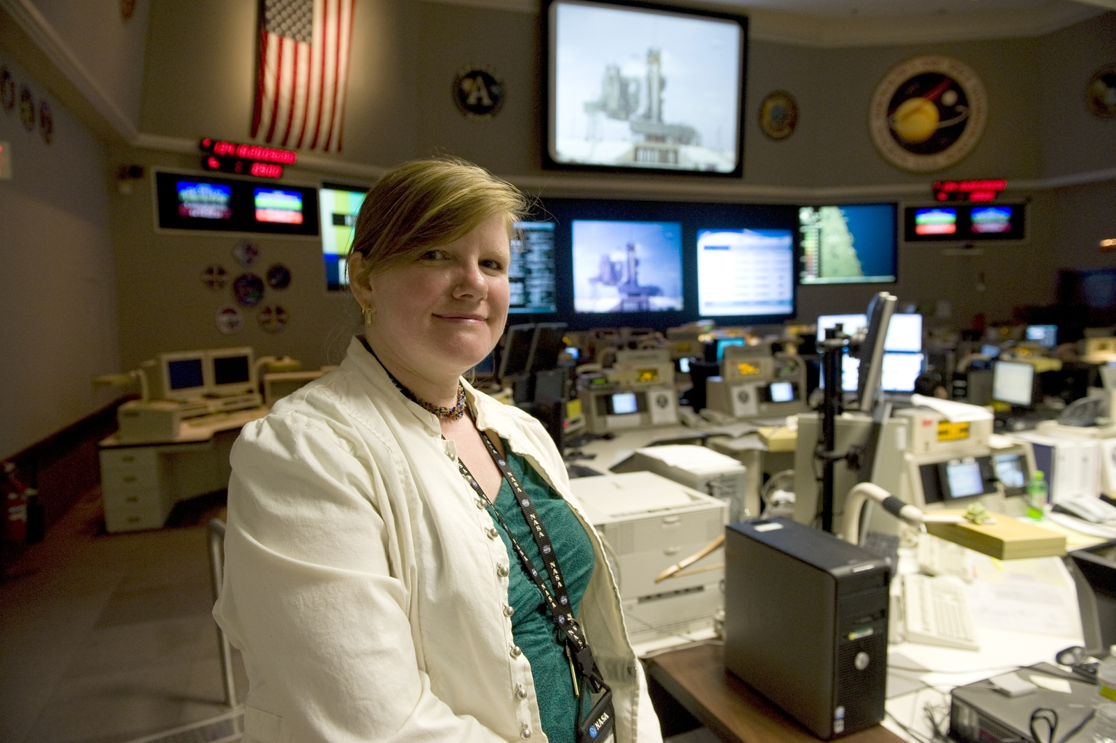 SPACE SHUTTLE STS-132 MISSION AT GSFC