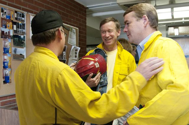 Fire - Fort Collins, Colo  , June 13, 2012 -- Larimer Sheriff