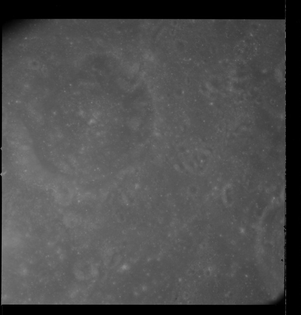 AS08-12-2163 - Apollo 8 - Apollo 8 Mission image, Moon, South Southeast Mare Smythii