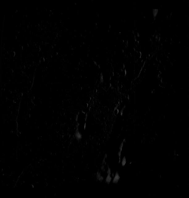 AS08-13-2290 - Apollo 8 - Apollo 8 Mission image, Sea of Tranquility