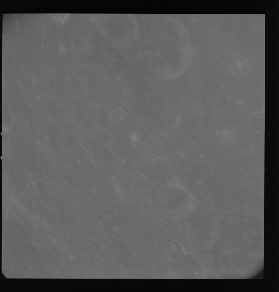 AS08-17-2761 - Apollo 8 - Apollo 8 Mission image, Moon, Southeast of Mare Smythii