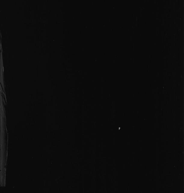 AS08-17-2826 - Apollo 8 - Apollo 8 Mission image, Moon limb, Mare Tranquillitatis, T/O 80
