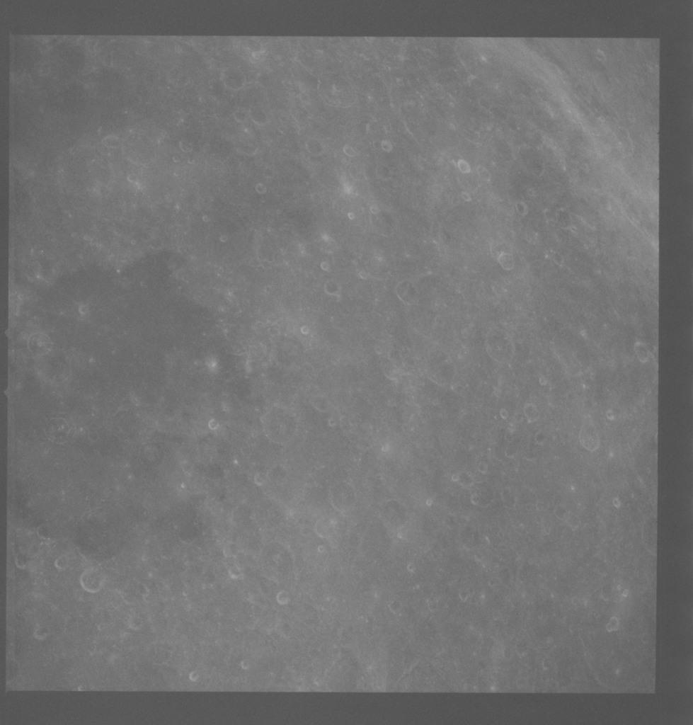 AS08-18-2870 - Apollo 8 - Apollo 8 Mission image, Moon, Mare Smythii and T/O 56