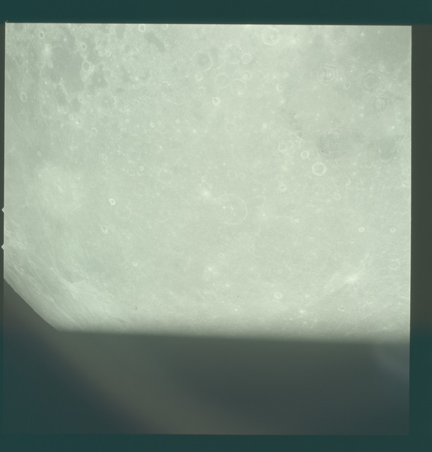 AS10-27-3921 - Apollo 10 - Apollo 10 Mission image - Smyth's Sea - Crater Langrenus