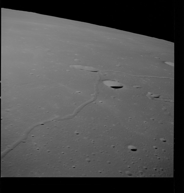AS10-29-4303 - Apollo 10 - Apollo 10 Mission image - Sea of Tranquility