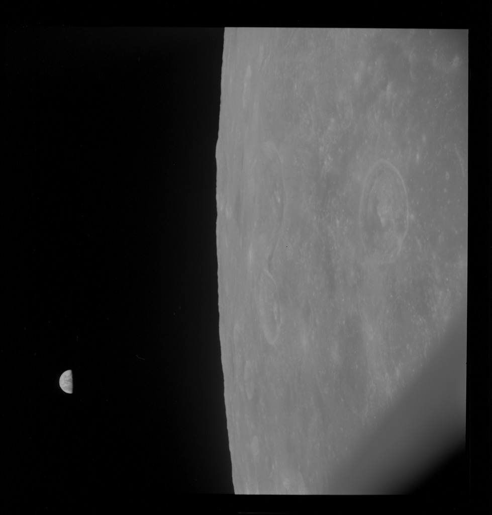 AS10-30-4478 - Apollo 10 - Apollo 10 Mission image - Mare Smythii