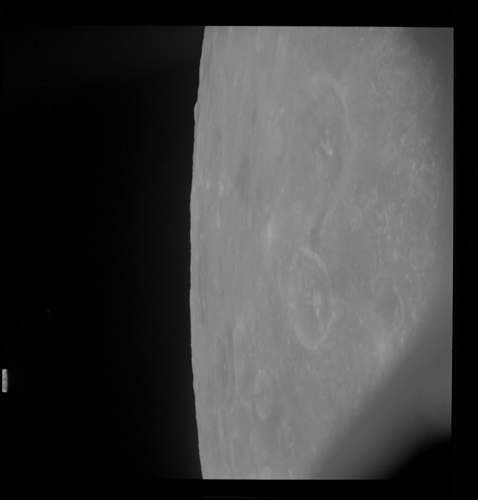 AS10-30-4481 - Apollo 10 - Apollo 10 Mission image - Mare Smythii