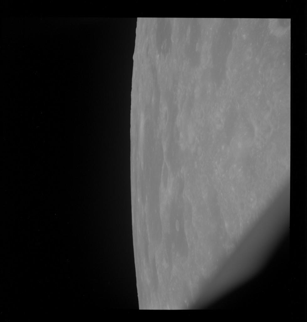 AS10-30-4492 - Apollo 10 - Apollo 10 Mission image - Mare Smythii