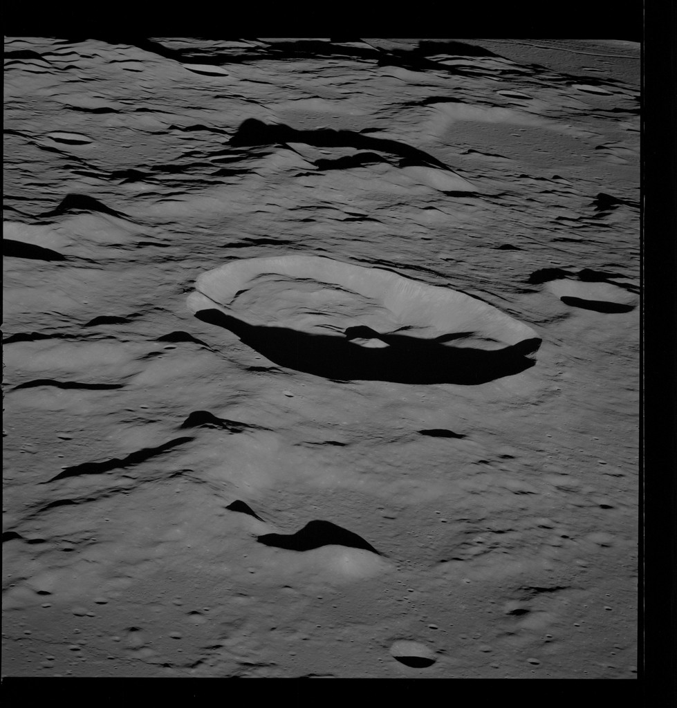 AS10-31-4647 - Apollo 10 - Apollo 10 Mission image - Target of Opportunity 128