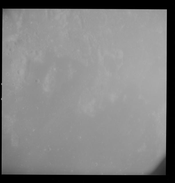 AS10-32-4743 - Apollo 10 - Apollo 10 Mission image - Sea of Tranquility