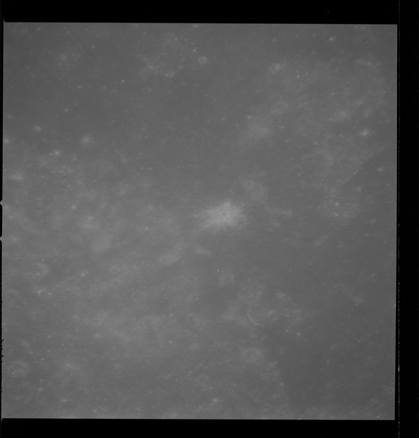 AS10-33-4886 - Apollo 10 - Apollo 10 Mission image - Mare Smythii