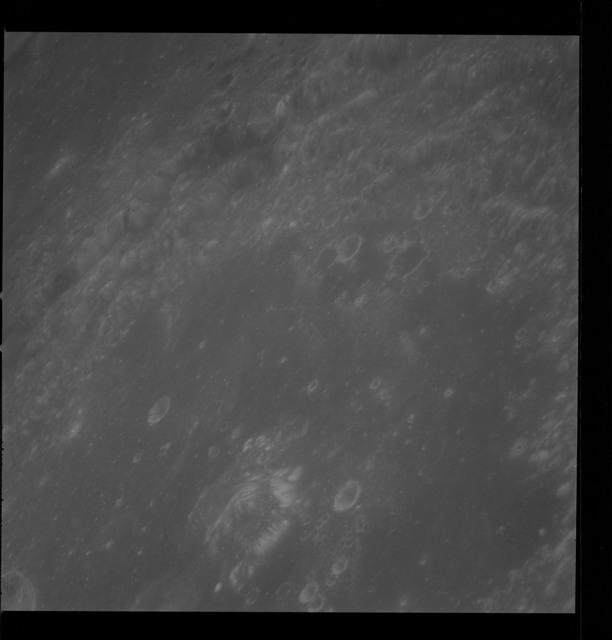 AS10-33-4920 - Apollo 10 - Apollo 10 Mission image - Crater Neper