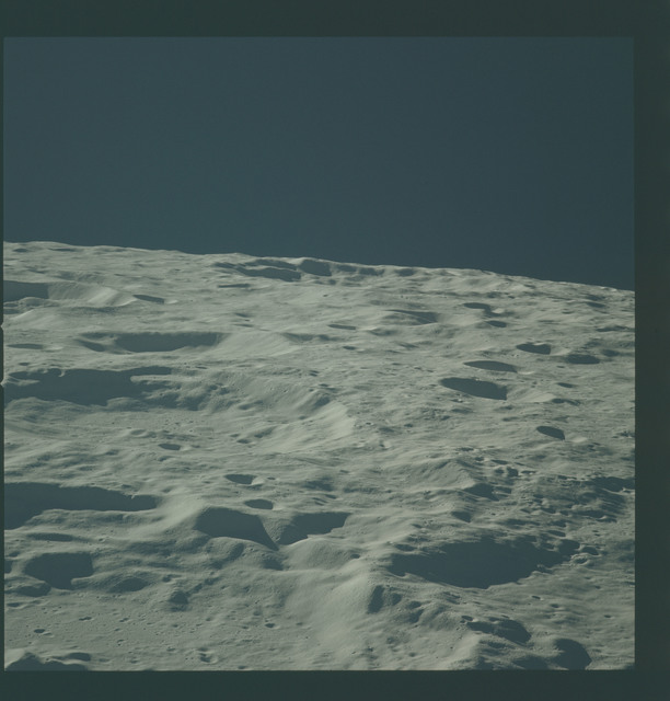 AS16-118-18926 - Apollo 16 - Apollo 16 Mission image - View of the Spencer Jones Crater