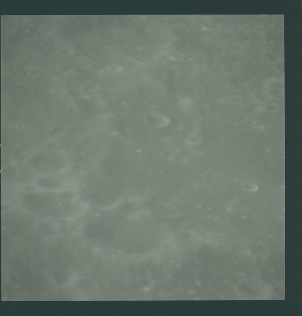 AS16-119-19040 - Apollo 16 - Apollo 16 Mission image - View of the Parrot A and K Craters.