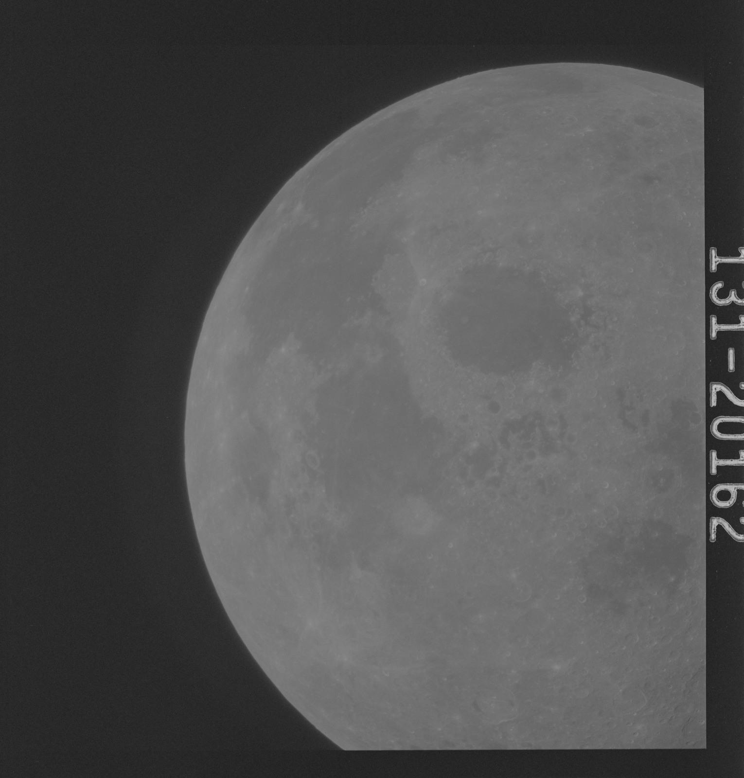 b2b48f8894 AS16-131-20162 - Apollo 16 - Apollo 16 Mission Image - Ultraviolet view