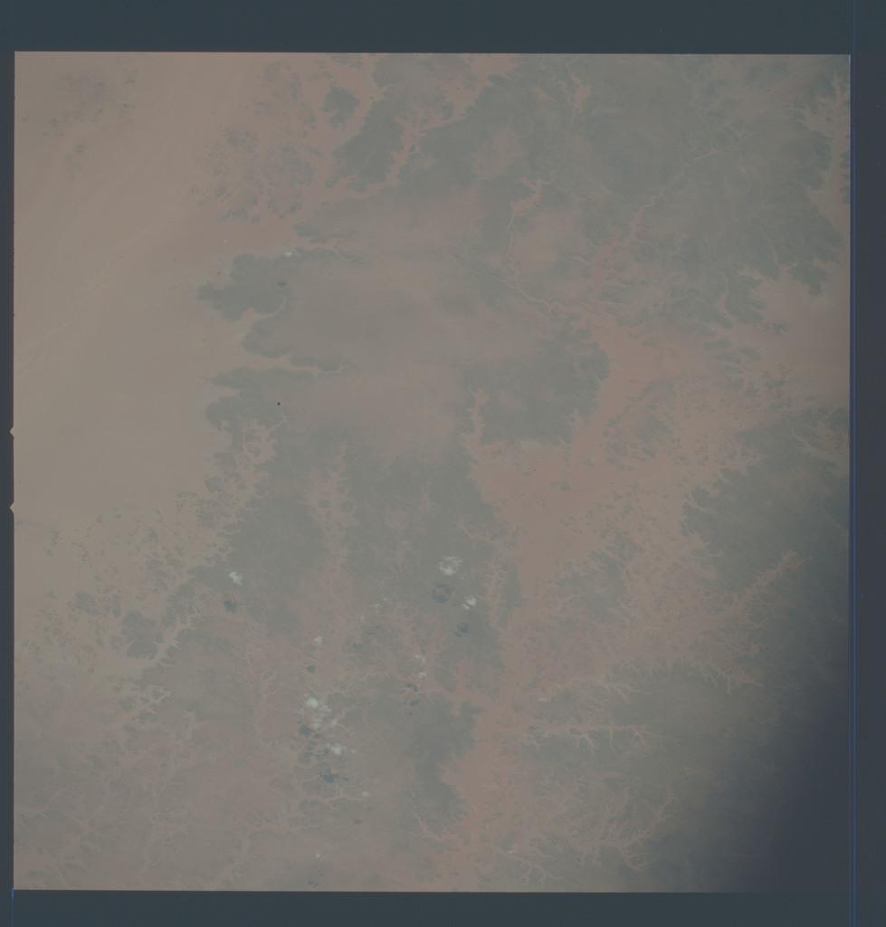 AST-02-133 - Apollo Soyuz Test Project - Apollo Soyuz Test Project, Earth view over Egypt, Gift Kebir Plateau