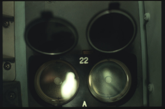 AST-03-155 - Apollo Soyuz Test Project - Apollo Soyuz Test Project, Zone Forming Fungi Experiment (MA-147)