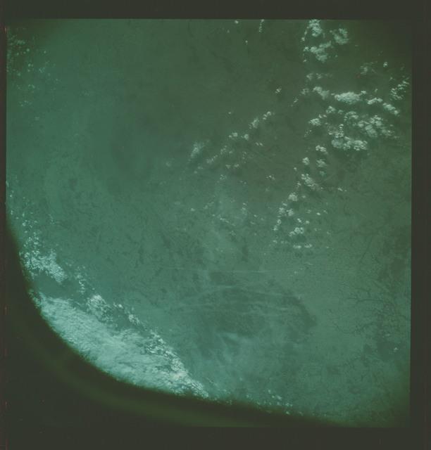AST-13-816 - Apollo Soyuz Test Project - Apollo Soyuz Test Project, France, Loire River Tours, Orleans, Cher River, Dirty Window