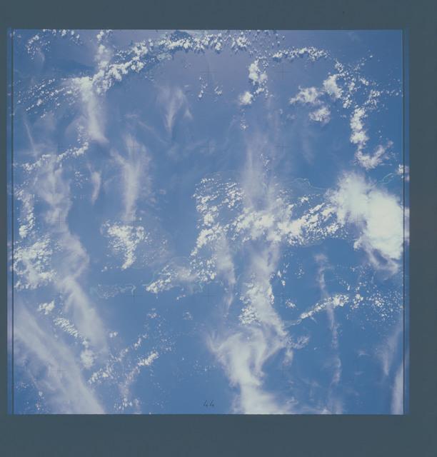 AST-16-1174 - Apollo Soyuz Test Project - Apollo Soyuz Test Project, Solomon Islands, New Georgia, Kolombangara and Vella LaVella Islands