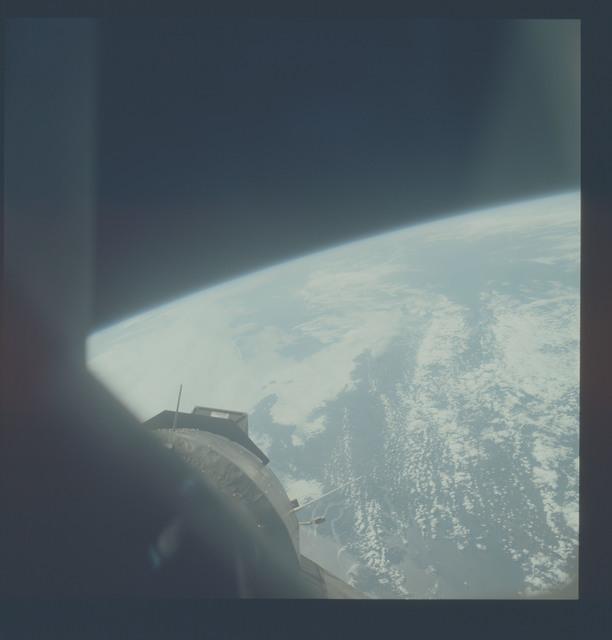 AST-20-1639 - Apollo Soyuz Test Project - Apollo Soyuz Test Project, New Foundland, Random Island, Trinity Bay, Clode Sound