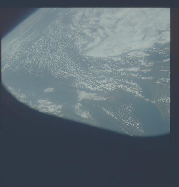 AST-21-1703 - Apollo Soyuz Test Project - Apollo Soyuz Test Project, New Brunswick, Nova Scotia, Prince Edwards Island, Bay of Fundy