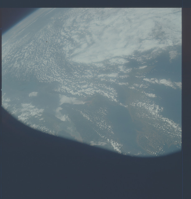 AST-21-1704 - Apollo Soyuz Test Project - Apollo Soyuz Test Project, Prince Edward Island, New Brunswick, Nova Scotia, Northumberland Sound