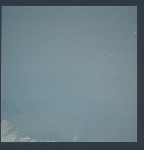 AST-23-1907 - Apollo Soyuz Test Project - Apollo Soyuz Test Project, Chile, Punta Lavapie, Isla Santa Maria, Humboldt Current