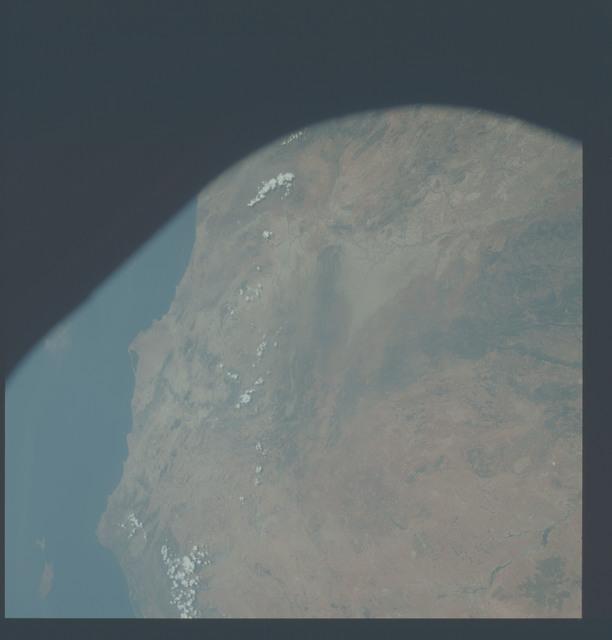 AST-27-2373 - Apollo Soyuz Test Project - Apollo Soyuz Test Project, Spain, Alicante, Murcia, Ibiza Island
