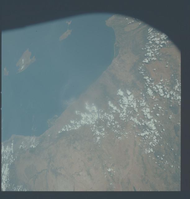 AST-27-2374 - Apollo Soyuz Test Project - Apollo Soyuz Test Project, Spain, Valencia, Mallorca Island, Menorca Island, Ibiza Island