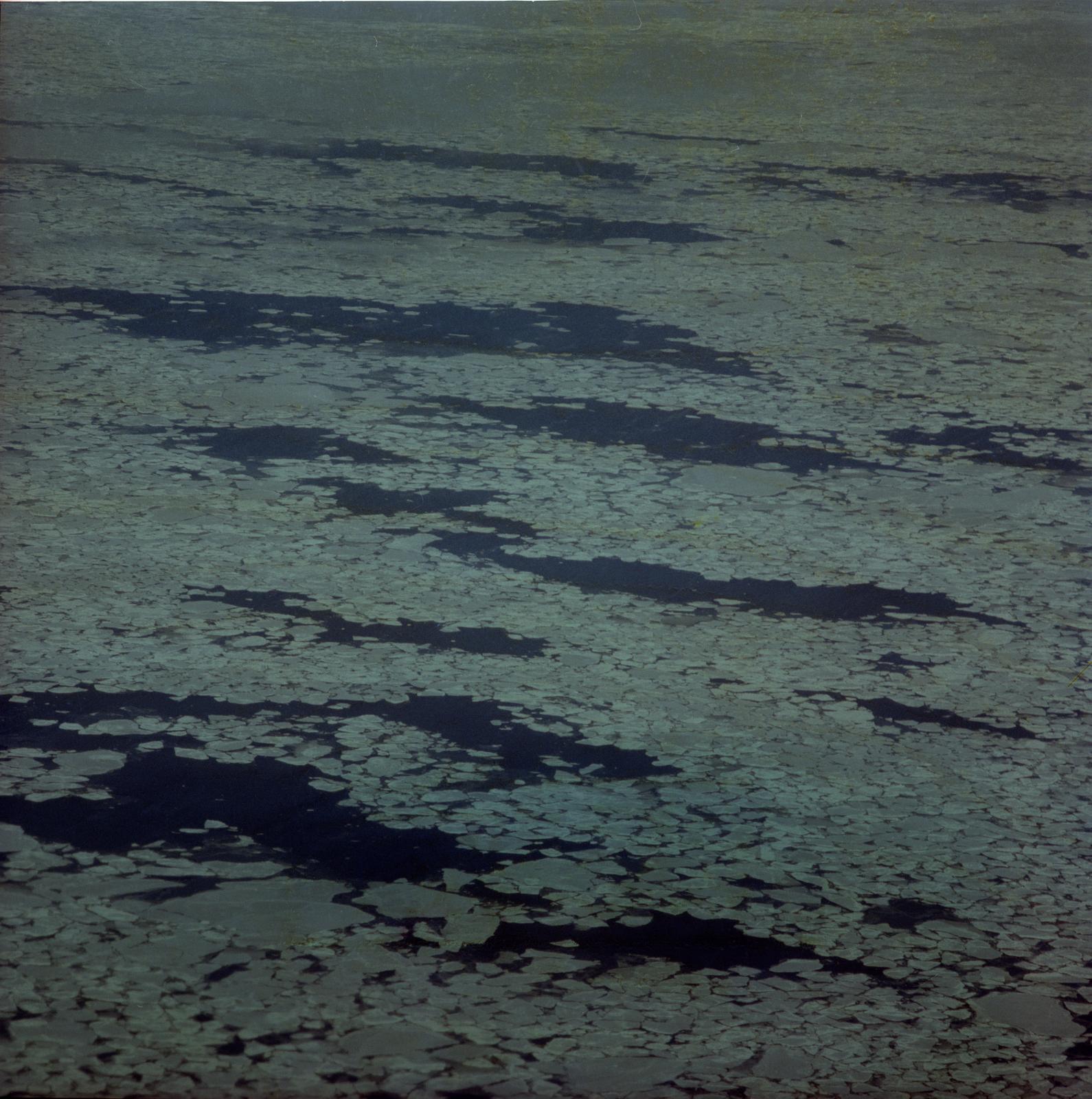 1979 SEA ICE RADAR EXPERIMENT