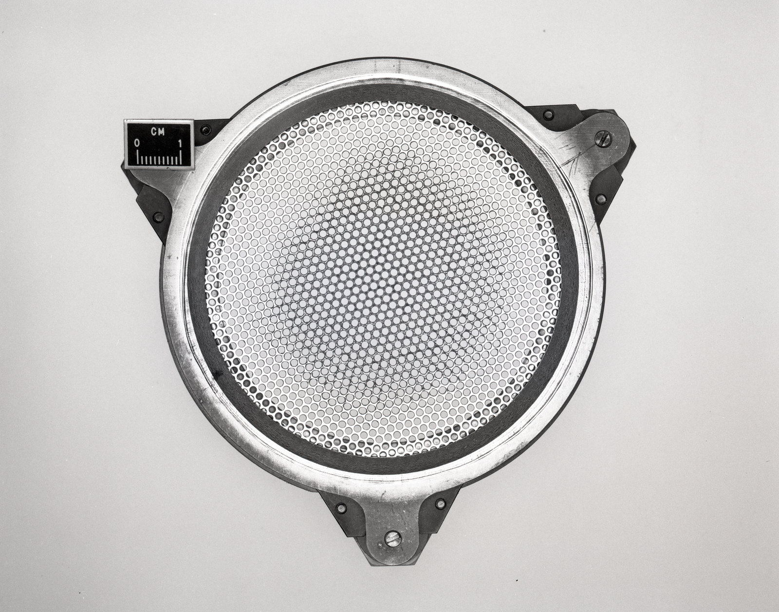 8 CM CENTIMETER ION THRUSTER COMPONENTS