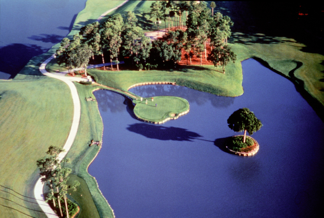 A1A Scenic and Historic Coastal Byway - National Headquarters of the Tournament Player Club (Golf)