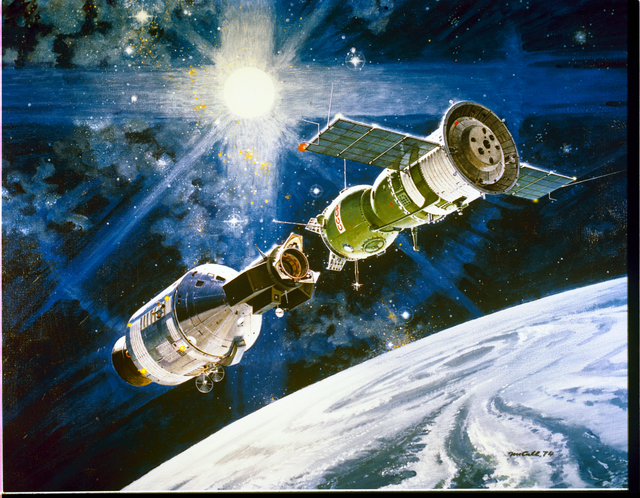 APOLLO SOYUZ PROGRAM