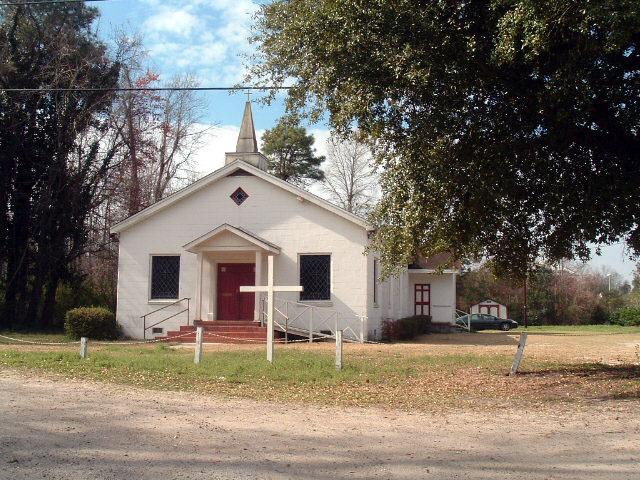 Ashley River Road - St. Phillip's Church