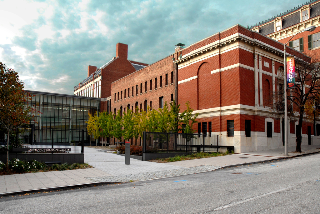 Baltimore's Historic Charles Street - The Maryland Historical Society