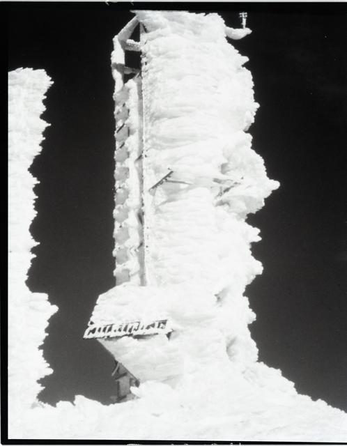 BOSTON BUOY - MAMMOTH ICE ARRAY - MAMMOTH ICE TOWER - ROOF ARRAY