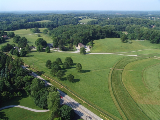 Brandywine Valley Scenic Byway - Chateau Country, a Spectacular Brandywine Valley Landscape
