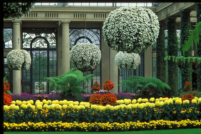 Brandywine Valley Scenic Byway - Longwood Gardens Conservatory