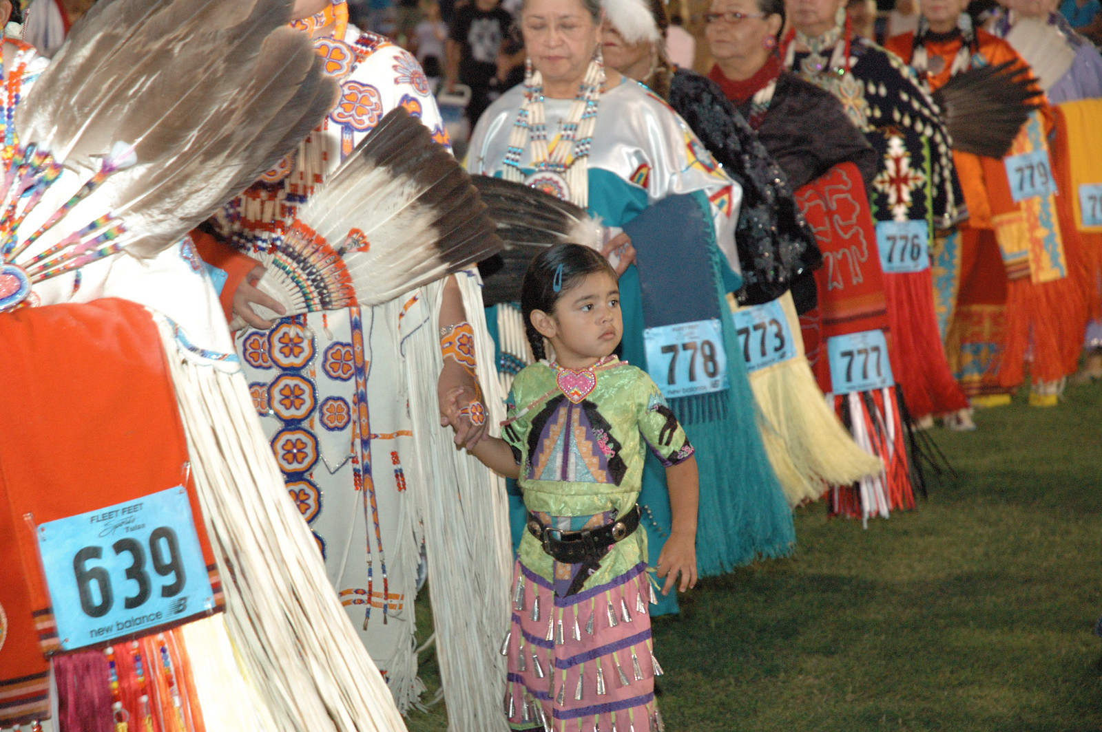 Cherokee Hills Byway - Inter Tribal Pow Wow | U S  National Archives