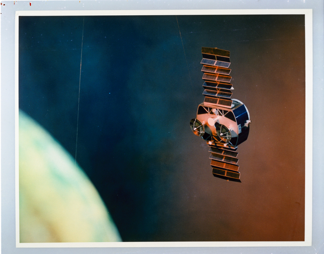 COMMUNICATION TECHNOLOGY SATELLITE CTS - ARTIST CONCEPT