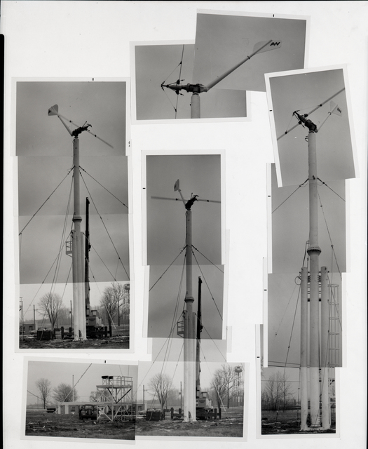 COMPOSITE OF WINDMILL IMAGES