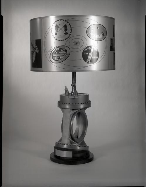 CONVERTED TITAN POGO ACCUMULATOR LAMP