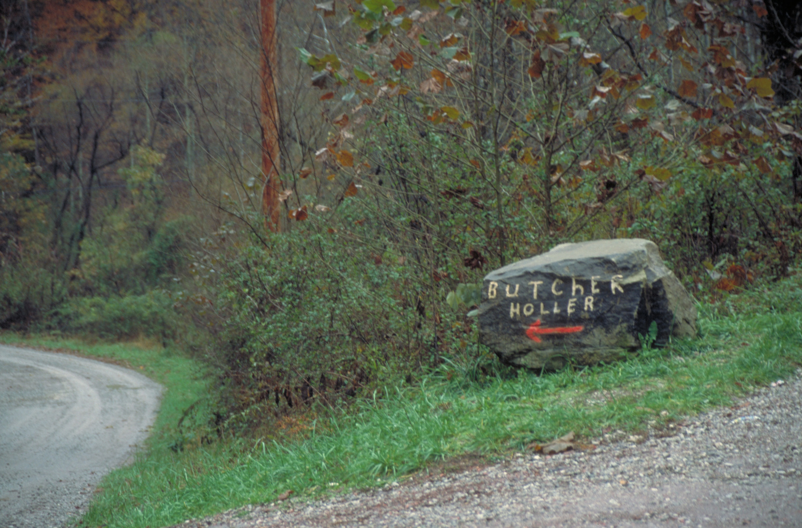 Country Music Highway - Rock to Butcher Hollow