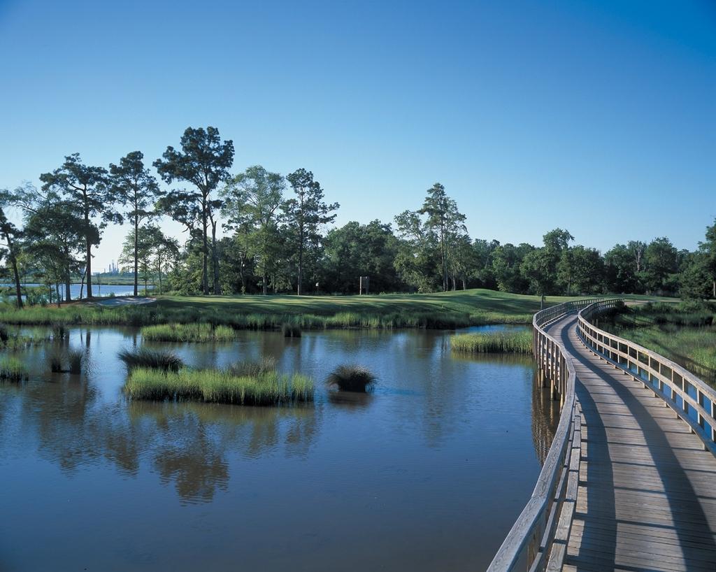 Creole Nature Trail - Gray Plantation on the Audubon Golf Trail