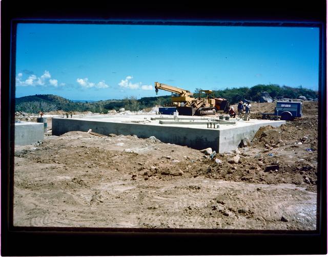 CULEBRA PUERTO RICO WINDMILL WORK